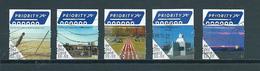 2006 Netherlands Complete Set Priority 0,69 Euro Used/gebruikt/oblitere - Periode 1980-... (Beatrix)