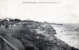 St PALAIS Sur MER  Arrivée Du Tram à La Grande Côte - Saint-Palais-sur-Mer