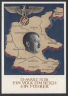 Deutsches Reich Propaganda-Ganzsache P268 Ungelaufen Lot 1563 - Ganzsachen