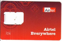INDIA - Airtel GSM, Used - Indien