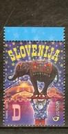 SLOVENIE N°368** (europa 2002) - COTE 10.00 € - 2002