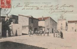 Saint Just  - L' Esplanade - Autres Communes