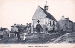 78 - Yvelines -  ORGEVAL - La Chapelle Saint Jean - Orgeval