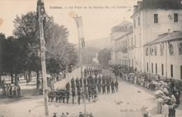 Lodeve -  Le Parc Et La Revue Du 14 Juillet - - Lodeve