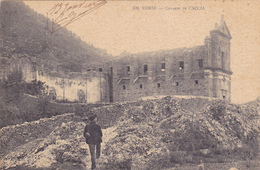 CPA 20 @ CORSE - CASTIFAO - Couvent San Francescu De Caccia Vers 1911 @ Edition Moretti N° 339 - France