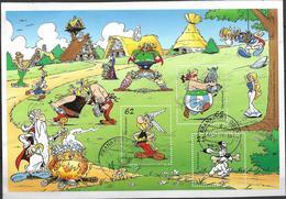 2015 Allem. Fed. Mi. Bl 80 Used  Briefstück  Asterix. - BRD