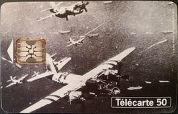 Telefonkarte Frankreich - D. Day - US Air Force - 50 Units - 06/94 - 1994