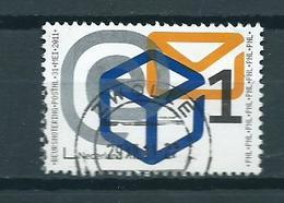 2011 Netherlands PostNL Used/gebruikt/oblitere - 1980-... (Beatrix)