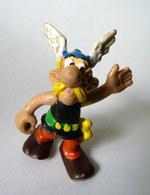 FIGURINE ASTERIX BULLY 1974 (2) - Asterix & Obelix