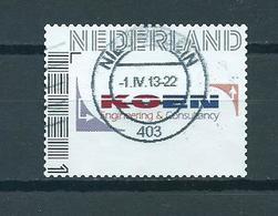 Netherlands Koen Enginering En Consultancy Used/gebruikt/oblitere - Nederland