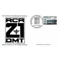 Commémo - 26e Rallye Des Cadres De Réserve - 7-8/4/1979 Dunkerque - FDC