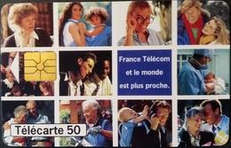 Telefonkarte Frankreich - Werbung - France Telecom - 50 Units - 12/94 - 1994