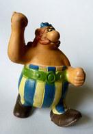 RARE FIGURINE ASTERIX GOEBEL 1ERE SERIE OBELIX (2) - Asterix & Obelix