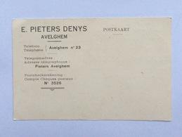 E. Pieters Denys - Avelghem Avelgem - Avelgem