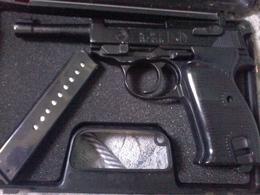 Pistolet  Me  P38 8mm A Blanc - Decorative Weapons