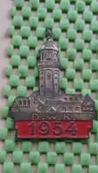 Medaille / Medal - Medaille -  De Waterkip (Ook Wel ( D.W.K) Barneveld 1954  - The Netherlands - Nederland