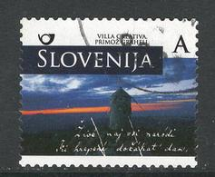 Slovenië, Yv 1051  Jaar 2017, Gestempeld - Slovénie