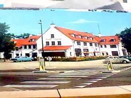 HOLLAND Ommen AUTO CAR  VW KEVER/COX/KÄFER, OPEL KAPITÄN P2 - Zebra Hotel-Restaurant 'Paping', Stationsweg VB1973 HA8239 - Ommen