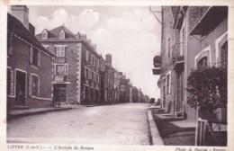 35 - Ille Et Vilaine -  LIFFRE - L Arrivée De Rennes - France