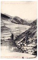 """ ENCAMP - Montannyes D'Encamp I Poble De CANILLO Al Hivern "" RARE ! - Andorre"