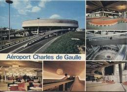 CPM - ROISSY - AEROPORT CHARLES DE GAULLE ... - Edition P.I. - Aerodrome
