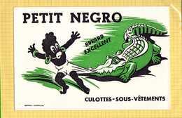Buvard & Blotting Paper : Culottes Sous Vetements Petit Negro  Crocodile - Textile & Vestimentaire
