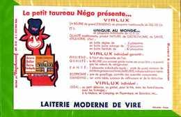 BUVARD  : Laiterie Moderne De Vire  Le Petit Negro  Beurre - Produits Laitiers