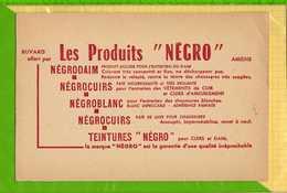 BUVARD & Blotting Paper : Les Produits NEGRO  Pour Cuir Daim AMIENS - Chaussures