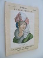 1931 Le CRAPOUILLOT Le Jardin Du Bibliophile Le Salon D'automne Noël 1931 - Books, Magazines, Comics