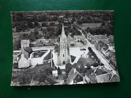 En Avion Au Dessus De ... Notre Dame De Touchet   L'église - France
