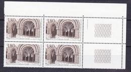 N° 2659 Série Touristique: Abbaye De Flaran: Bloc De 4  Timbres Neuf Impeccable - Ungebraucht