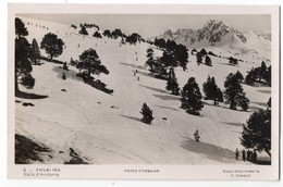""""""" 9 - ENVALIRA - Valls D'ANDORRA - Pistes D'esquiar """" - Andorre"""
