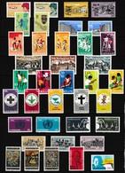 Suriname Kleine Verzameling **, Zeer Mooi Lot 4162 - Timbres