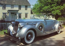 Packard Darrin Convertible  -  1940    -  Carte Postale - Passenger Cars