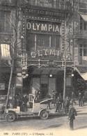 PARIS - L'Olympia - Automobile - Agent De Police - Cecodi N'407 - France