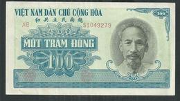 Viet-Nam: Billet De 100 Dong 1951. Très Bon état. - Vietnam