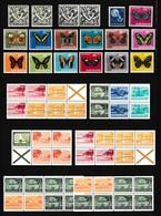 Suriname Luchtpost Kleine Verzameling **, Zeer Mooi Lot 4166 - Stamps