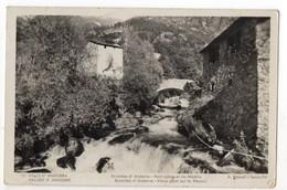 """"""" 17 - Valls D'ANDORRA - Escaldes D'ANDORRA - Pont Sobre El Riu Madriu """" Rare ! - Andorre"""