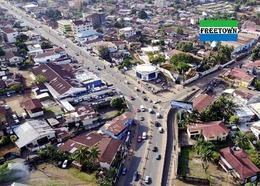 Sierra Leone Freetown Aerial View New Postcard - Sierra Leone