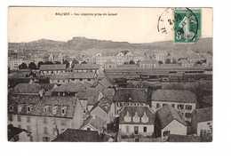 90 Belfort Vue Générale Prise Du Coinot Cpa Cachet 1909 - Belfort - City
