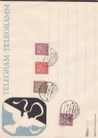 Deutsches Reich Telegram Karlsbad - Germania