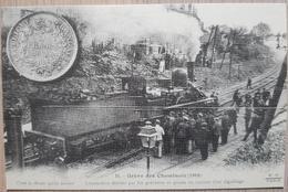 France Greve Des Cheminots Locomotive - France