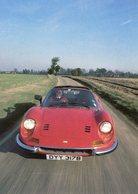Ferrari 308 GTS  -  1964   -  Carte Postale - Turismo