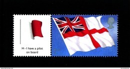 GREAT BRITAIN - 2005  1st CLASS  ROYAL NAVY  LITHO  EX SMILERS   MINT NH - 1952-.... (Elisabeth II.)