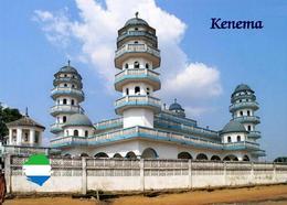 Sierra Leone Kenema Mosque New Postcard - Sierra Leone