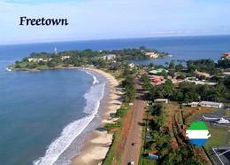 Sierra Leone Freetown New Postcard - Sierra Leone