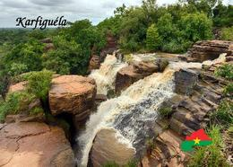 Burkina Faso Karfiguela Falls New Postcard - Burkina Faso