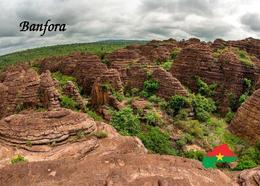 Burkina Faso Banfora Fabedougou Domes New Postcard - Burkina Faso