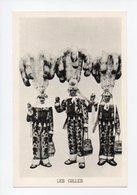 Belgique: Hainaut, Binche ?, Bince ?, Les Gilles, Carnaval (19-360) - Binche