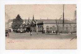 Belgique: Flandre Orientale, Gand, Gent, La Station Gand Sud, Gare (19-365) - Gent